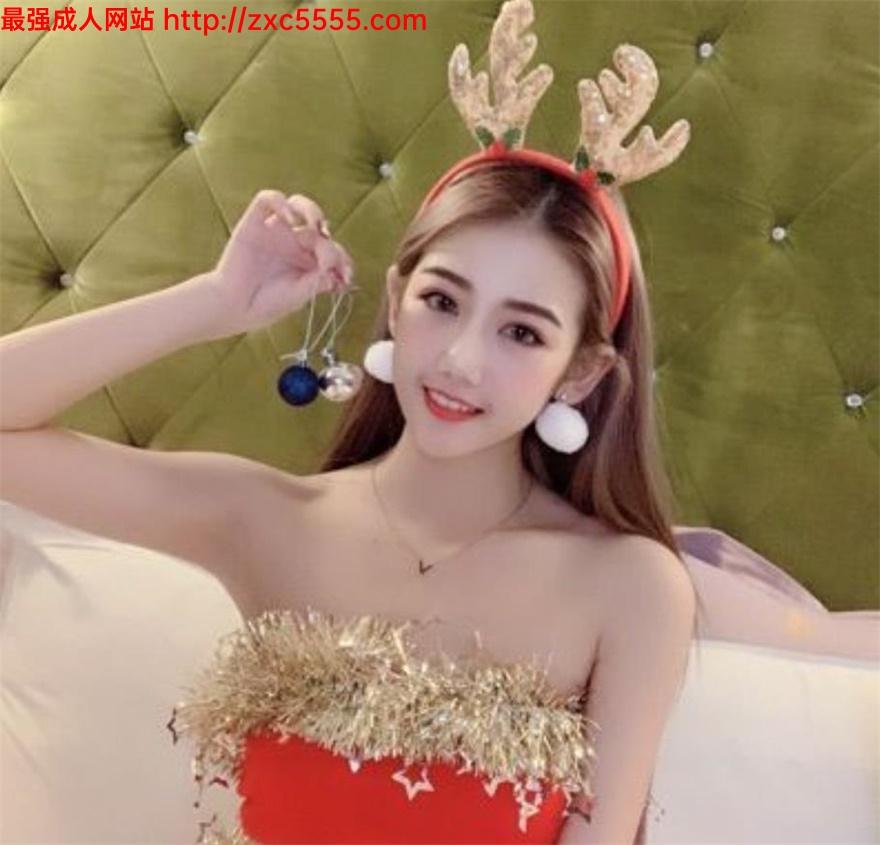 最新台湾长腿美人『ladyyuan』圣诞特辑 Part2圣诞礼物 性感尤物