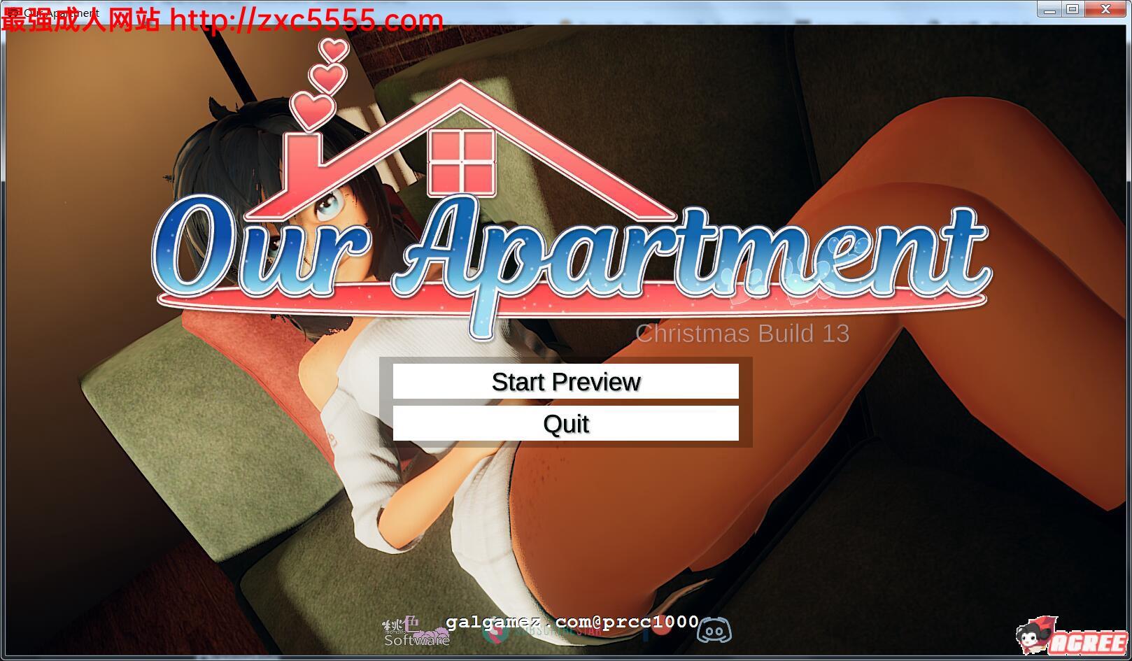 【3D互动/全动态】我们的公寓~Our Apartment b13完整版【500M】